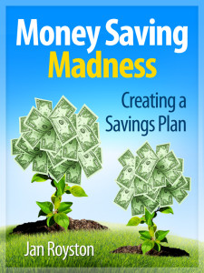 Creating a Savings Plan